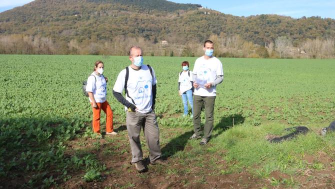 """L'Ajuntament d'Olot reclama modificar el punt d'inici de la variant per evitar """"endarrerir"""" les obres"""