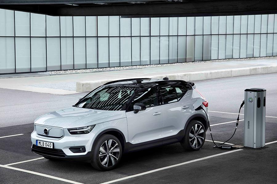 Volvo reduirà les seves emissions de CO2 per sota de l'objectiu fixat per la UE per al 2020