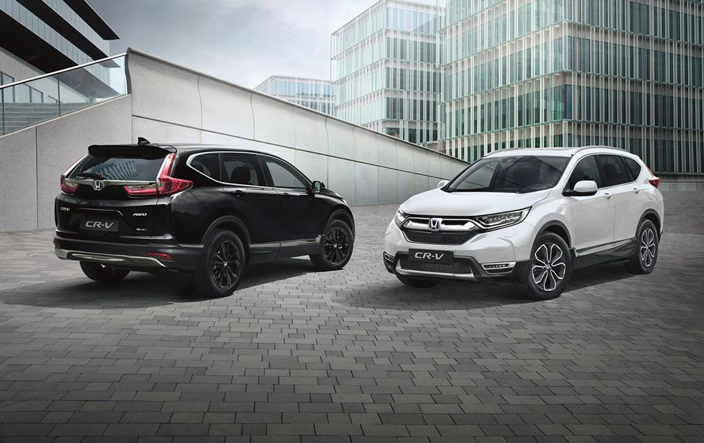 Honda renova tota la seva gamma CR-V e:HEV i incorpora la nova versió Sport Line