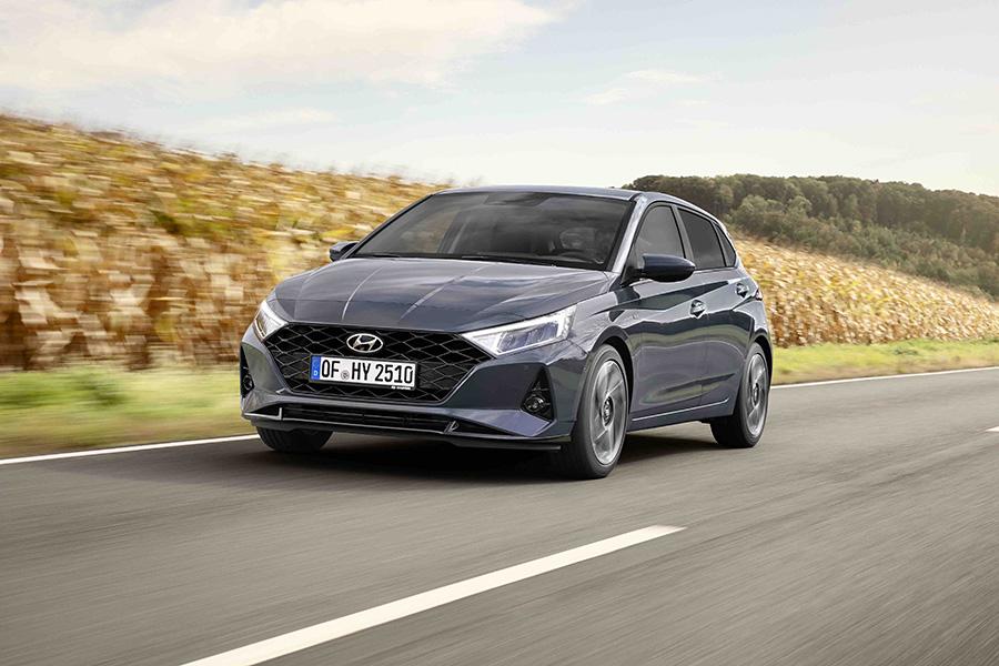 Hyundai i20: Fusió de disseny i tecnologia