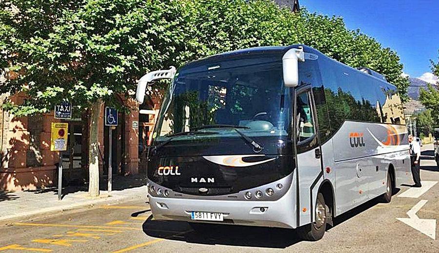 Territori i Sostenibilitat inicia l'estudi de millora de transport públic per carretera a la comarca de la Cerdanya