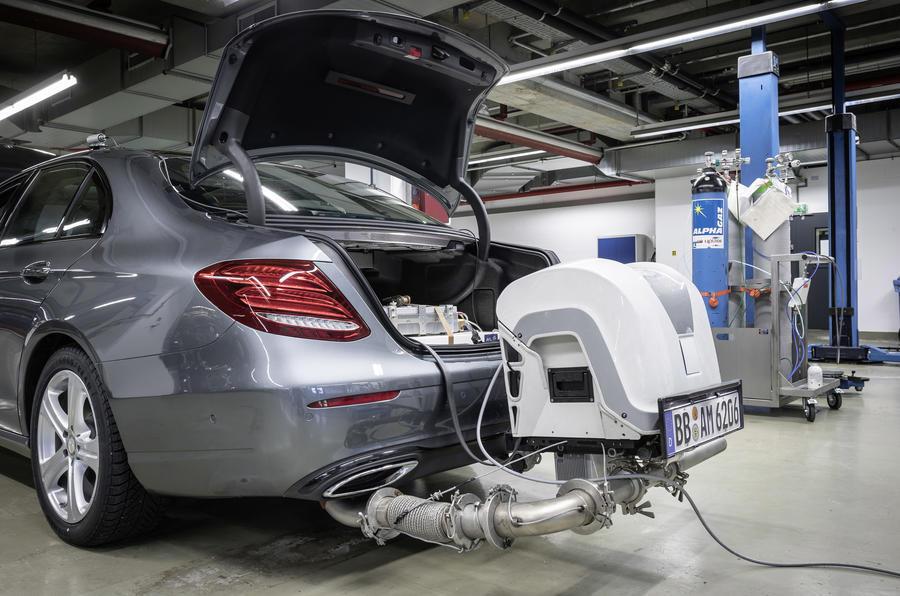 El test d'emissions dels vehicles és molt més exhaustiu