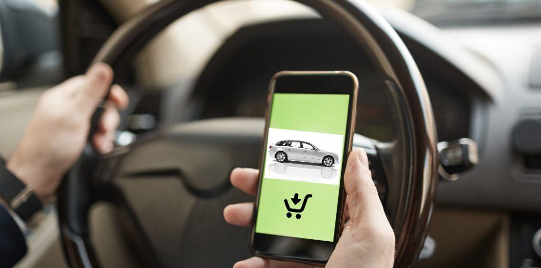 Creixen els interessats en comprar un cotxe de forma online