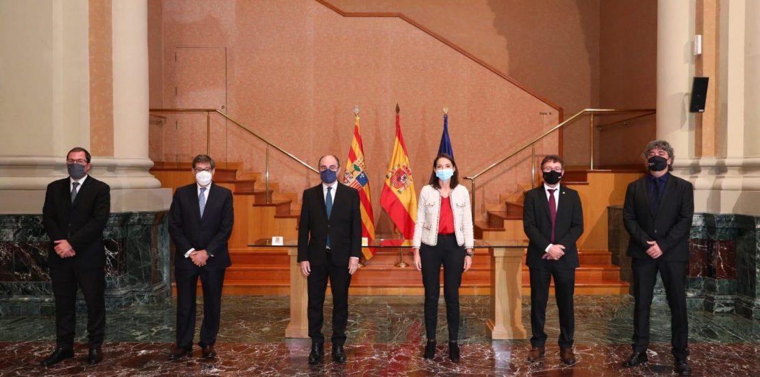 La ministra Reyes Maroto anuncia que es destinaran 10.000 milions dels fons europeus al sector de l'automoció