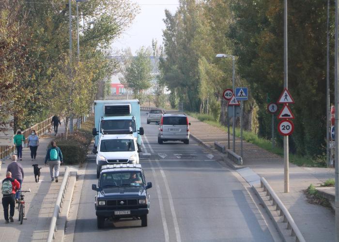 Figueres busca finançament per engegar el pla de rondes i descongestionar el centre