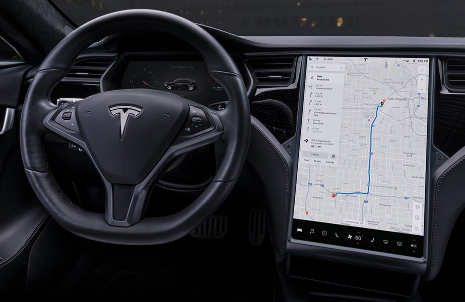 Tesla incorpora el català en els seus cotxes