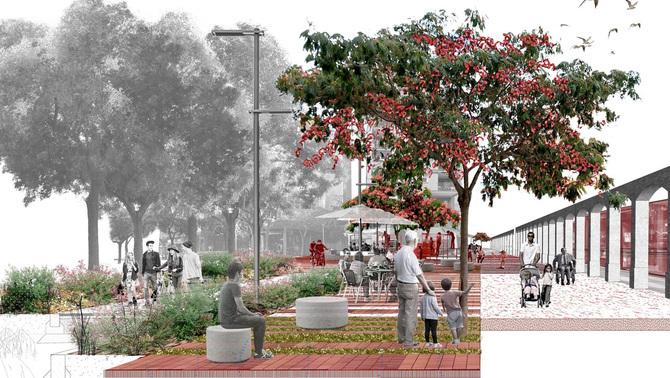 Platja d'Aro invertirà 1,2 MEUR per transformar l'avinguda Doctor Fleming en un bulevard d'accés a la zona comercial