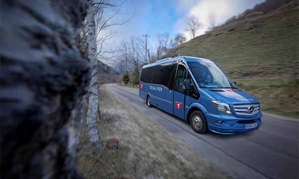 El transport públic a demanda té una mitjana de 15 usuaris al dia al Gironès i Pla de l'Estany