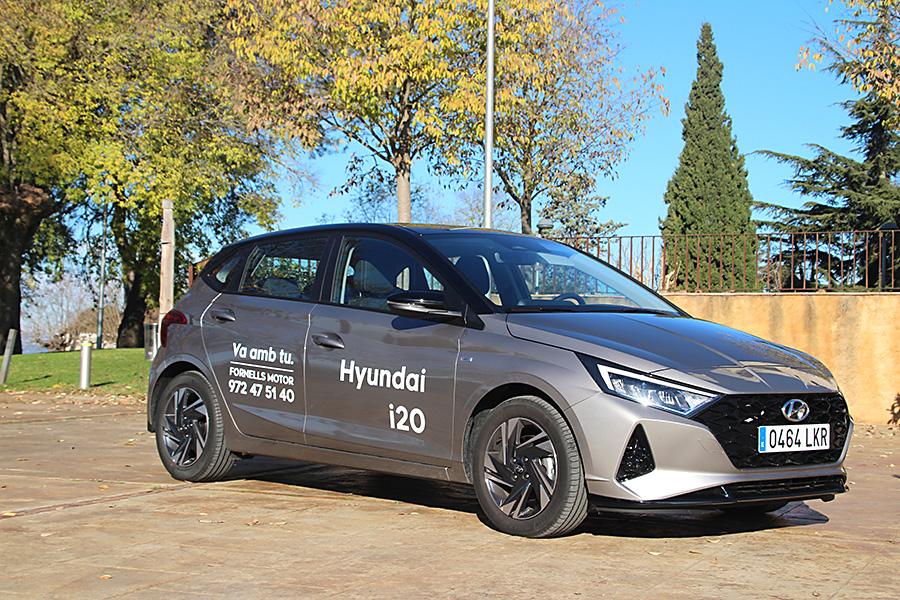 Nou Hyundai i20: SALT QUALITATIU