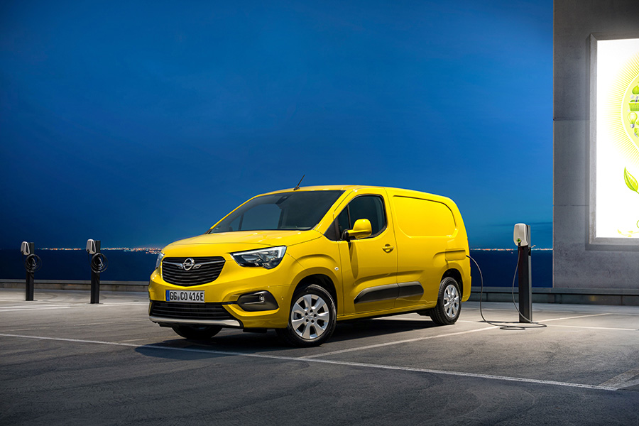 Nou Opel Combo-e: mobilitat elèctrica sense compromisos