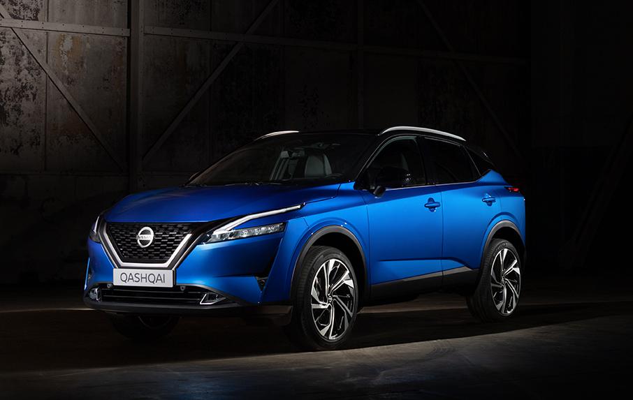 El nou Nissan Qashqai surt a la llum