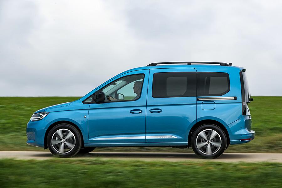 El nou VW Caddy presenta la gamma més completa