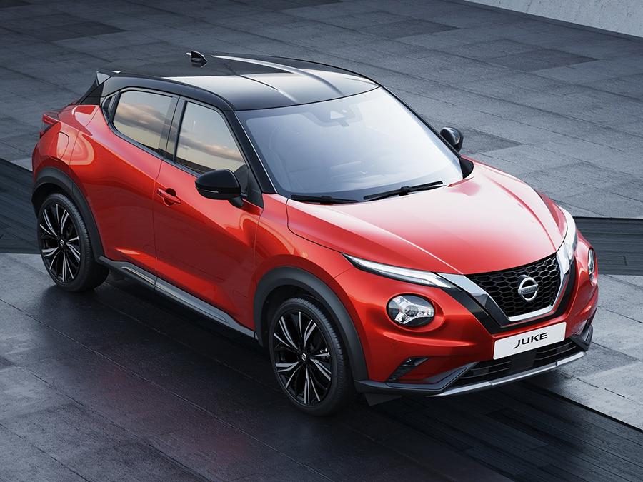 Nissan JUKE: l'arma secreta per als trajectes «carmoniosos»