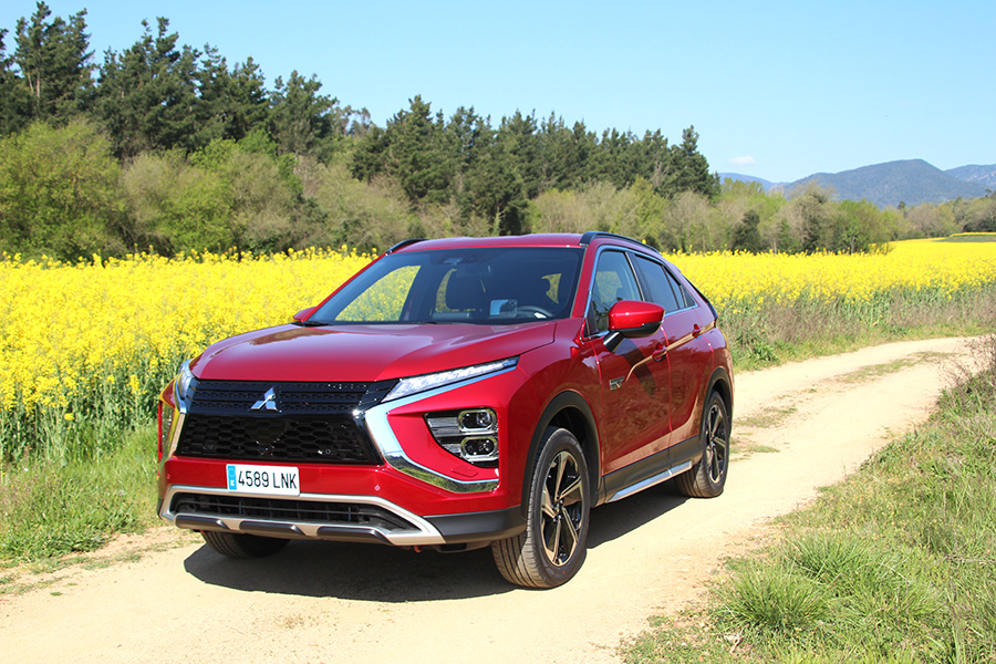 MITSUBISHI ECLIPSE CROSS PHEV: Lògic i interessant