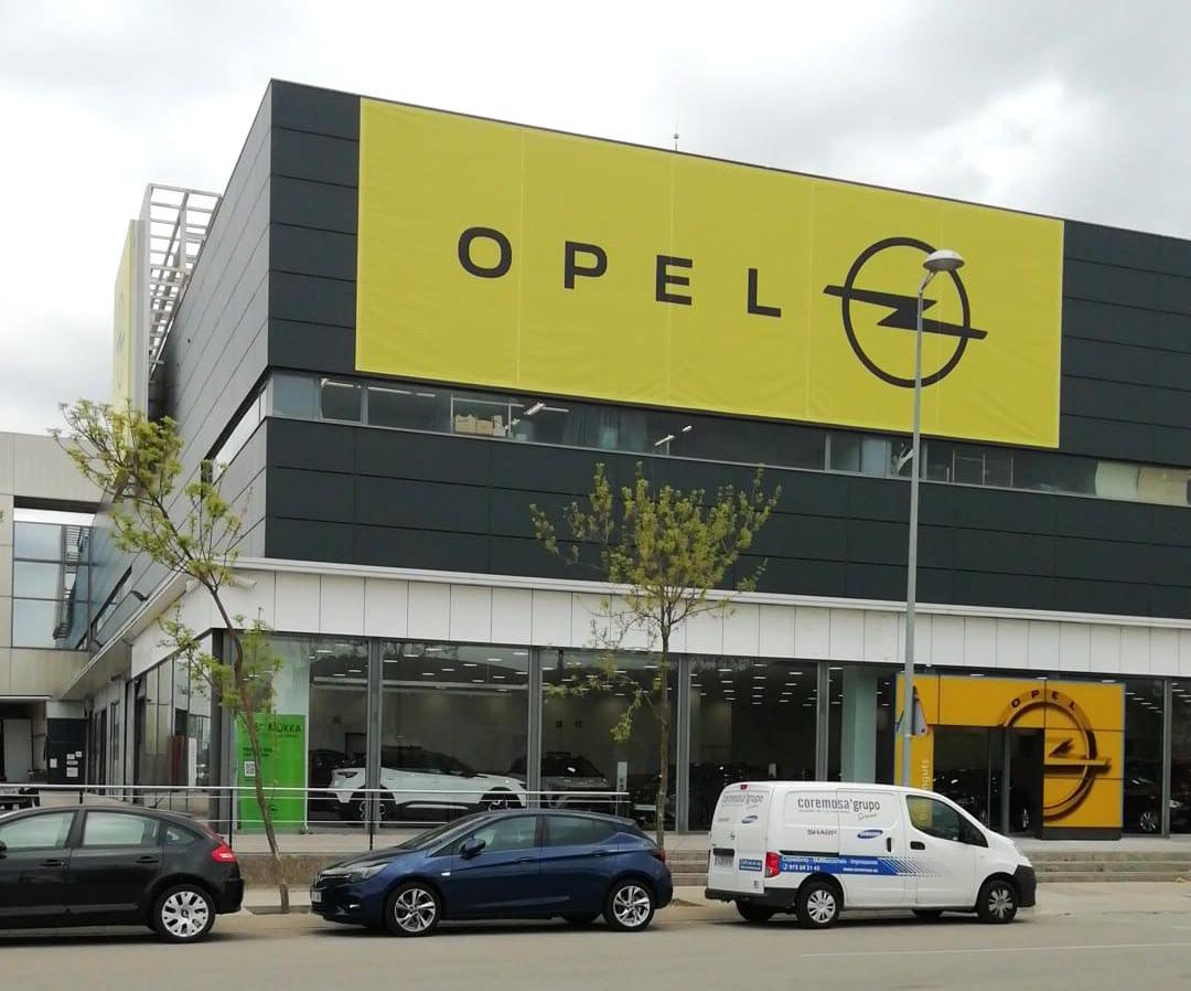 Grup Andreu incorpora la marca Opel