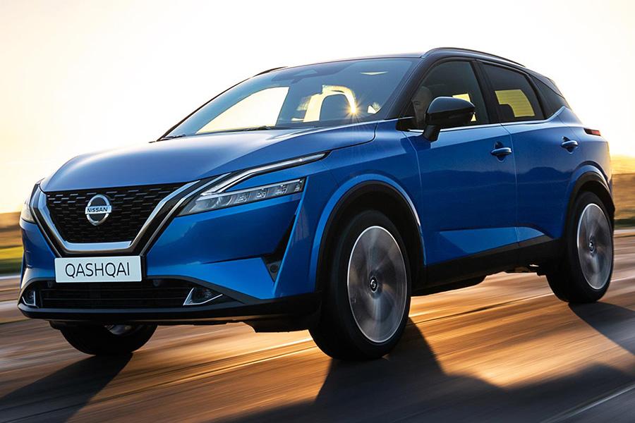 Arriba a Girona el nou Nissan Qashqai