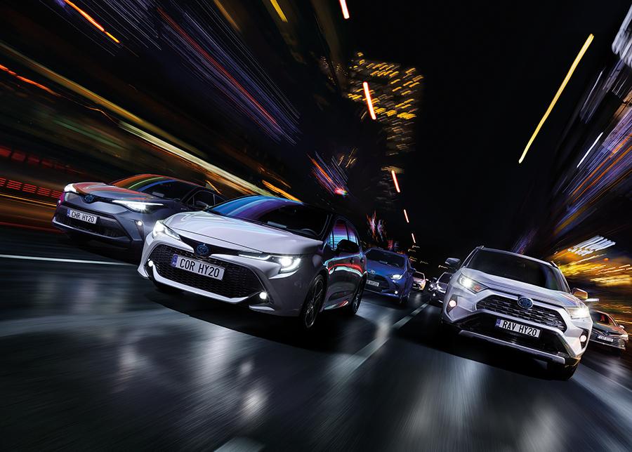 Toyota, líder de vendes a particulars a Espanya