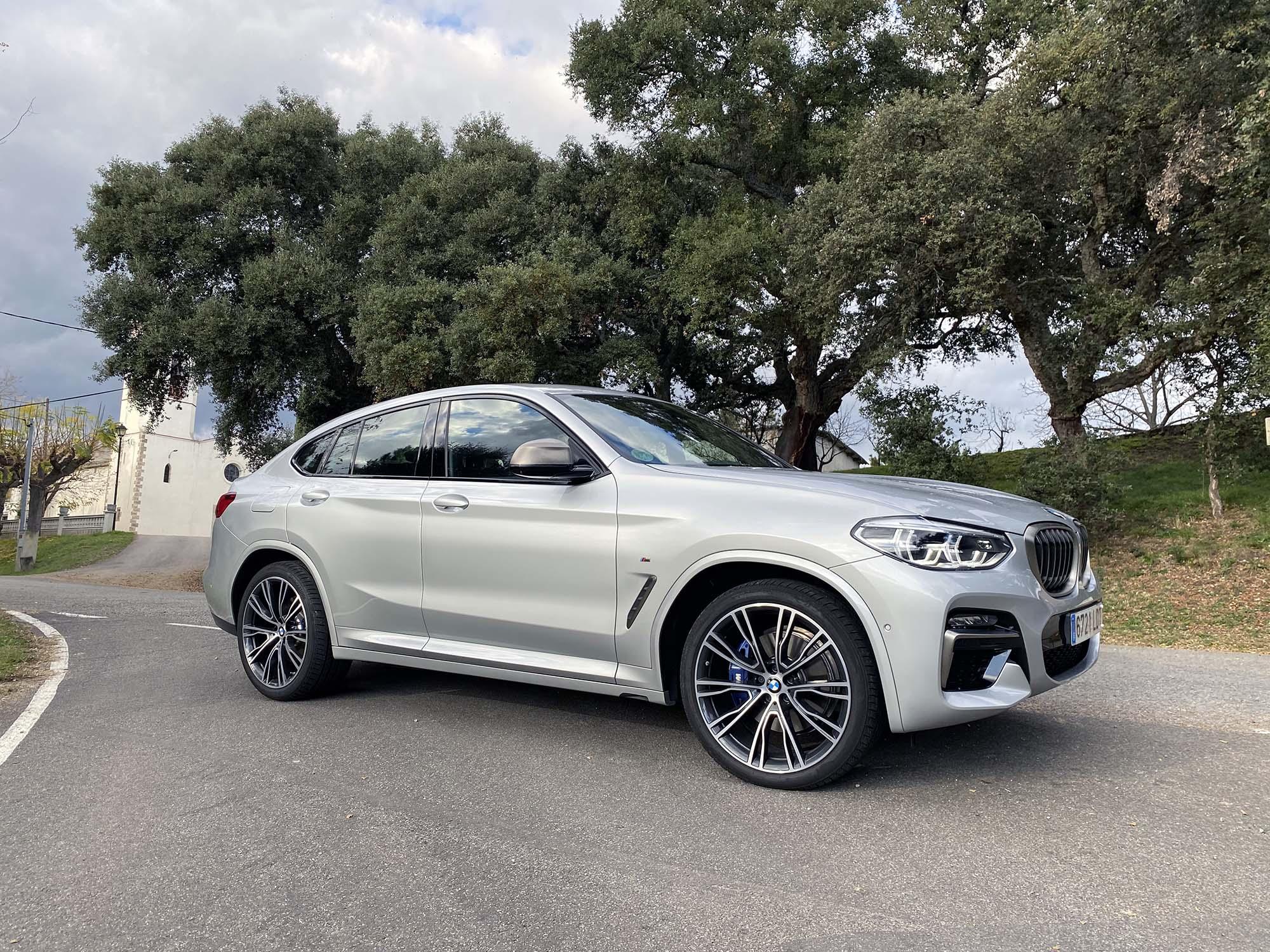 BMW X4 M40i: En vull un!!!
