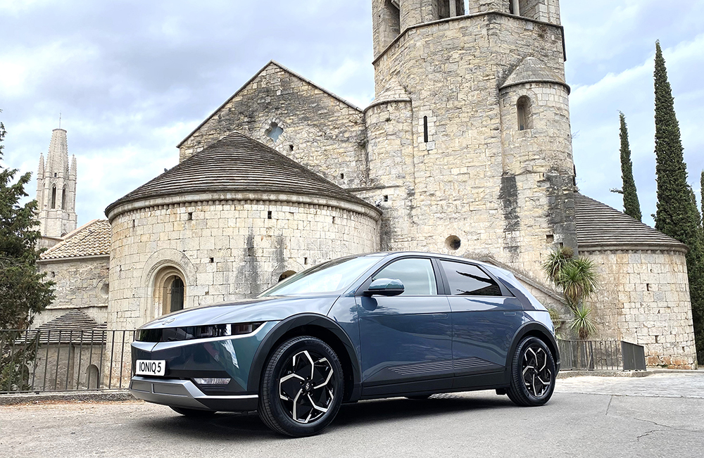 El Hyundai IONIQ 5 ja ha arribat a Girona