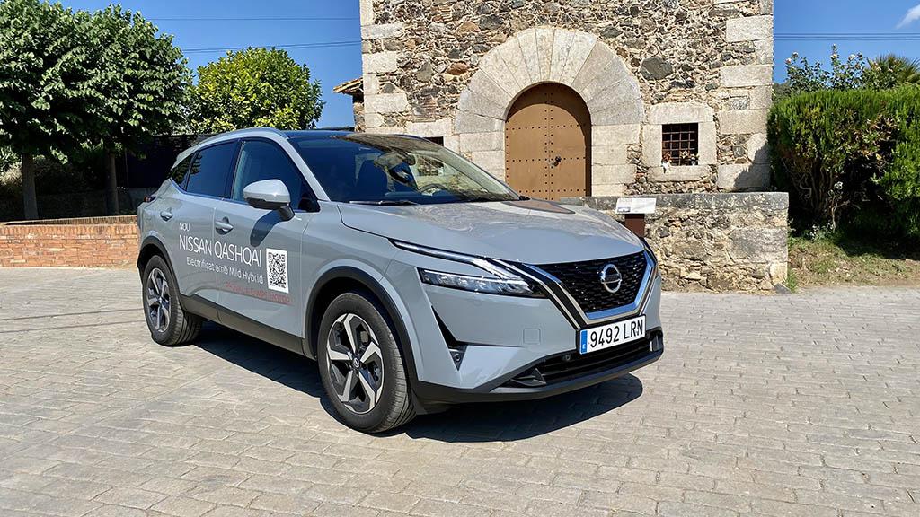 Nissan Qasqai: El rei ha tornat