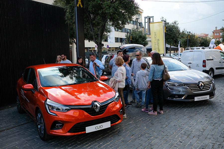 Els dies 16 i 17 d'octubre Olot celebra la Fira del Vehicle d'Ocasió dins el marc de Sant Lluc